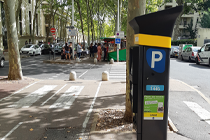 30 minutes de stationnement gratuites à Montpellier