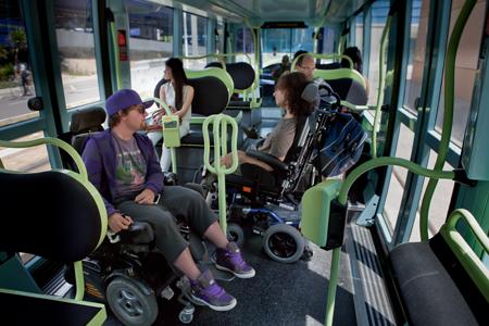 Abonnement annuel personne handicapée