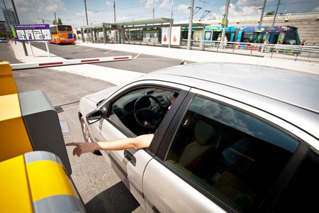 Tarifs des parkings P+tram