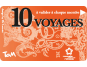 10 voyages