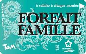 Forfait famille et groupe